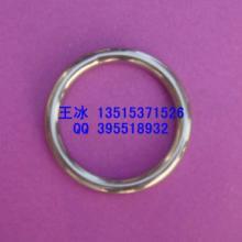 供应不锈钢圆环,D型环,三角环