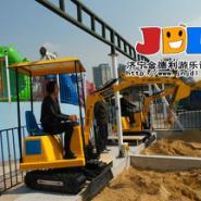 优质儿童挖掘机360度图片