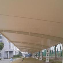 供应钢膜结构雨棚汽车棚厂家直销,膜结构雨棚汽车棚价格