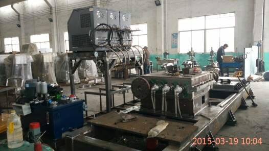 复合材料热压机专用油加热器 导热油电加热器