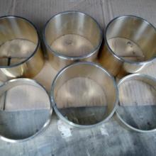 供应河南郑州铜套加工铜轴轴瓦无油轴承加工定做/铜套加工费用/铜套价钱/铜套批发