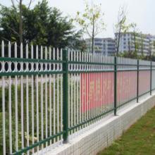 贵州小区围墙栏杆锌钢护栏网厂家图片