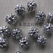 供應珠飾廠家鉆球珠 價格優惠圖片