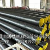 供应河南洛阳钢带波纹管|埋地排水管