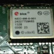 UBLOX模块GPS定位模块图片
