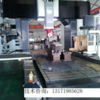 数控龙门铣床北京凯恩帝系统
