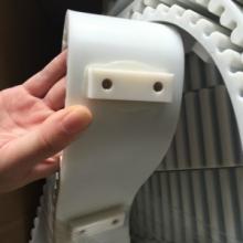 供应用于机械手|医疗设备|IC卡生产线的预埋螺母同步带|非标同步皮带,设备生产来图来样定做批发
