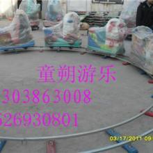 供应大象4节8座轨道小火车玩具图片
