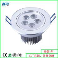 LED防眩光天花灯15W大功率防眩天花图片