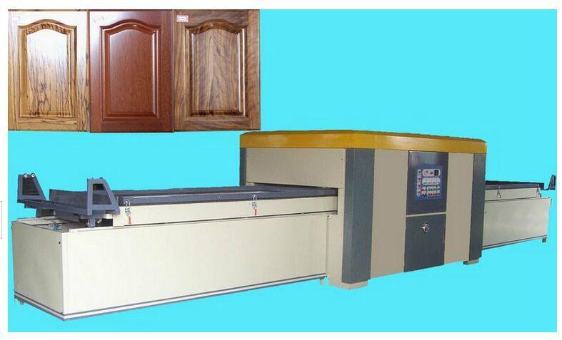 供应橱柜门吸塑机1325移门雕刻机门板真空覆膜机各种木工雕刻设备