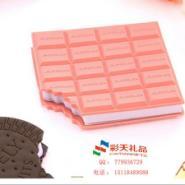 pvc巧克力笔记本工艺礼品公司礼品图片
