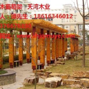 浙江防腐木促销价格图片