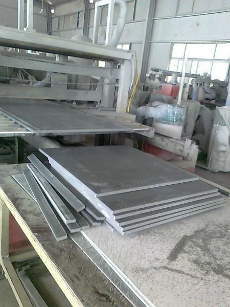 PVC灰色塑料板聚氯乙烯板材耐酸
