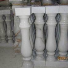 供应上海芦潮港花瓶柱及花瓶柱栏杆 定制石雕栏杆 花瓶柱图片
