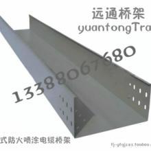供应天津防火喷塑桥架 厂家直销电缆桥架 金属桥架 电缆线槽 机房走线槽 盖板