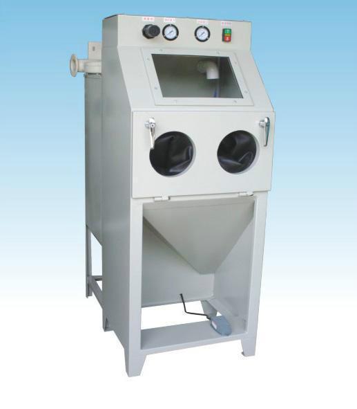 供应浙江喷砂机CO6050A标准干式喷砂机