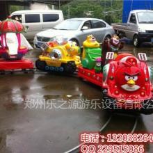 供应广场轨道小火车 摇摆机轨道火车游乐玩具