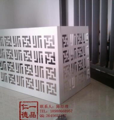 铝合金空调百叶图片/铝合金空调百叶样板图 (1)