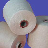 供应用于机织针织的赛络纺粘胶纱32支   赛络纺人棉纱