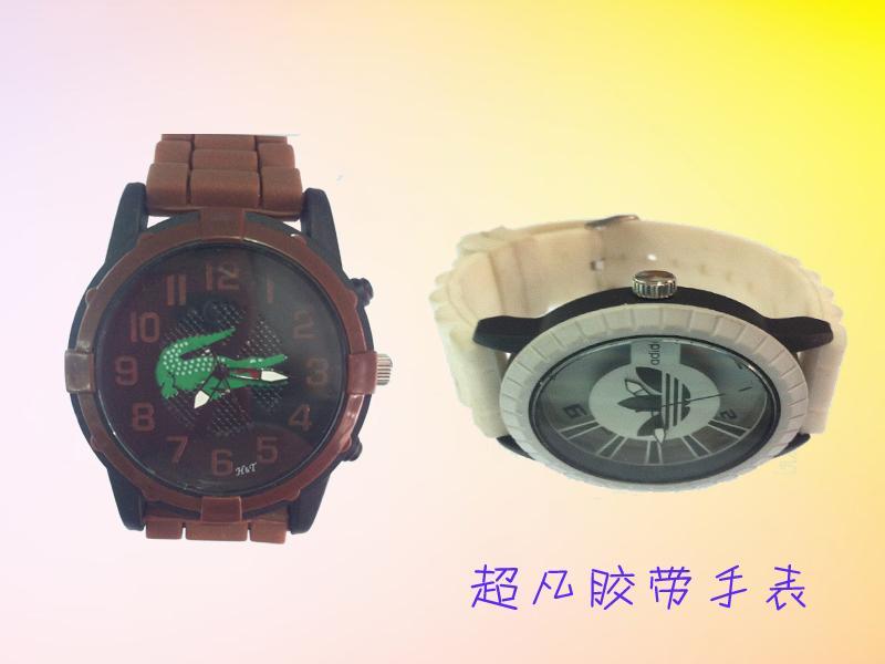 个性学生胶带手表,大量供应口碑好超凡系列学生运动手表繎