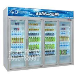 供应002便利店展示冷柜-商用冰柜