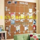 供应用于办公的扎钉软木板  可做留言板、展示板、照片墙 一物多用 质量保证