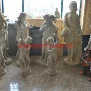 山东砂岩雕塑,树脂砂岩雕塑厂家图片