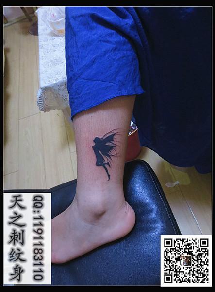 皇冠纹身图腾纹身耳朵后纹身图报价,图片,行情_皇冠后