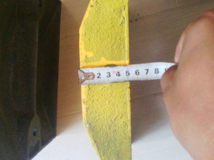 铁减速带图片/铁减速带样板图 (2)