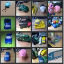 供应PU发泡飞机/PU仿真动物/PU仿真玩具