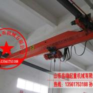 LXB型防爆电动单梁悬挂起重机10吨图片