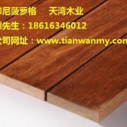 甘肃柳桉木防腐木价格图片