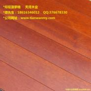 上海印尼菠萝格栈道地板图片