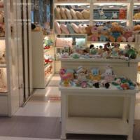 供应厦门专业玩具展示柜货架定做厂家