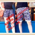 情侣短裤套装便宜批发图片