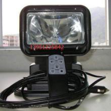供应智能摇控车载探照灯T5180 强光汽车搜索灯 车载磁力氙气灯批发