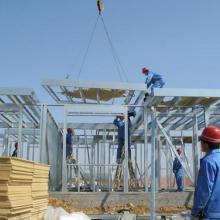 供应钢结构厂房价格