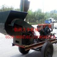 供应中大型自动喂料羊草饲料粉碎机柴油机拖拉机带动