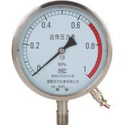 电阻远传压力表图片