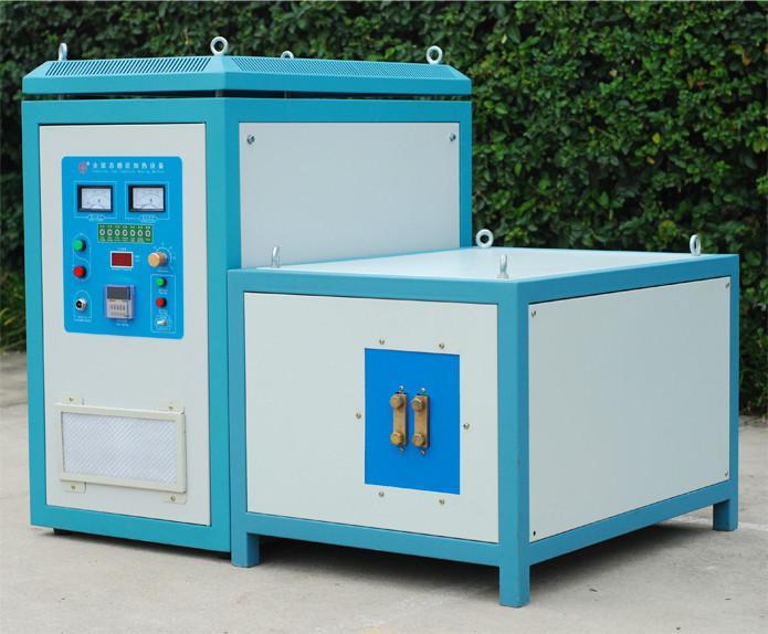 供应用于加热的90KW感应加热设备