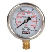 杭州液压机压力表厂家图片