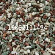 河北天然五彩石子用途图片