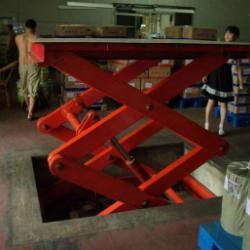 固定式升降平台.液壓升降機.家用升降貨梯