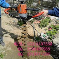 果树移植挖坑机专卖