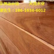 北京菠萝格户外地板图片