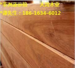 上海天湾菠萝格防腐木图片