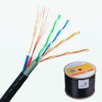 普菲特8芯网络综合线室外阻水网线