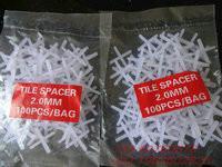 供应用于工程铺瓷砖的深圳塑料十字架批发,工程铺瓷砖专用,批发价格便宜批发