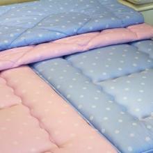 供应一辈子家纺活性三折垫批发