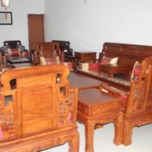 供应东阳六合同春红木沙发/花梨木中式客厅实木沙发/组合七件套仿古家具